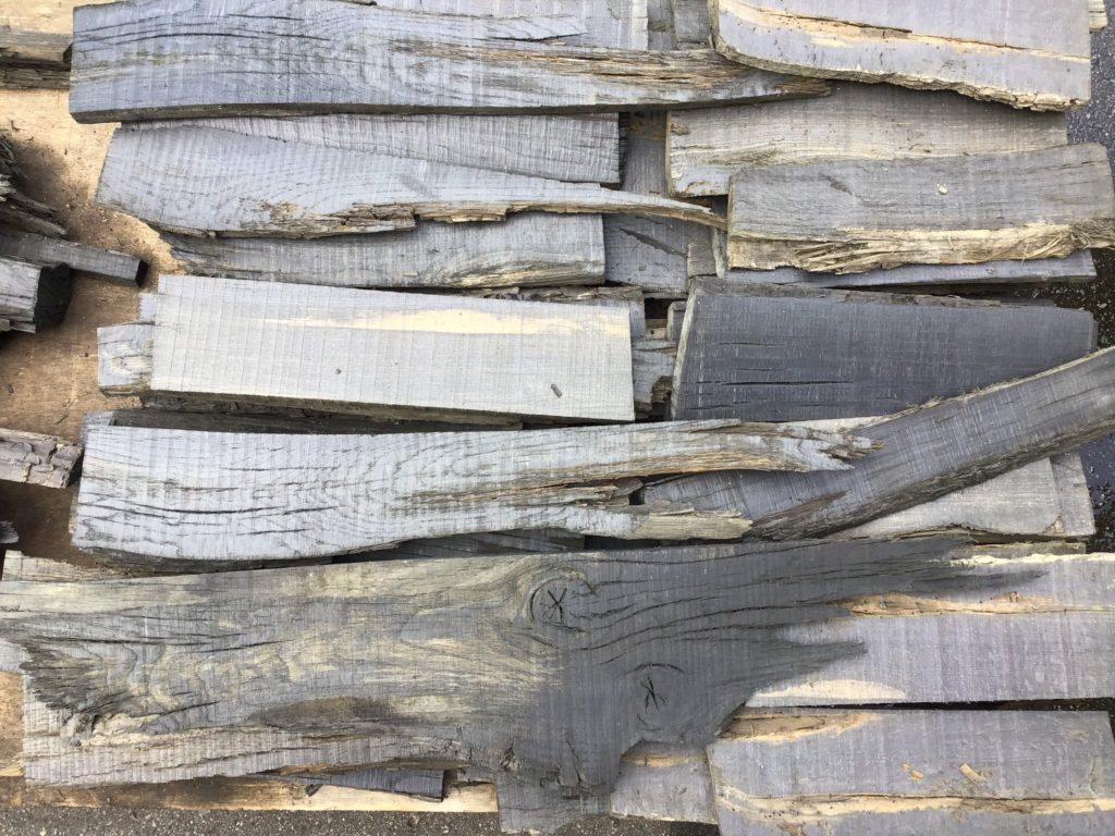 DIY素材 神代 200年~300年前の板