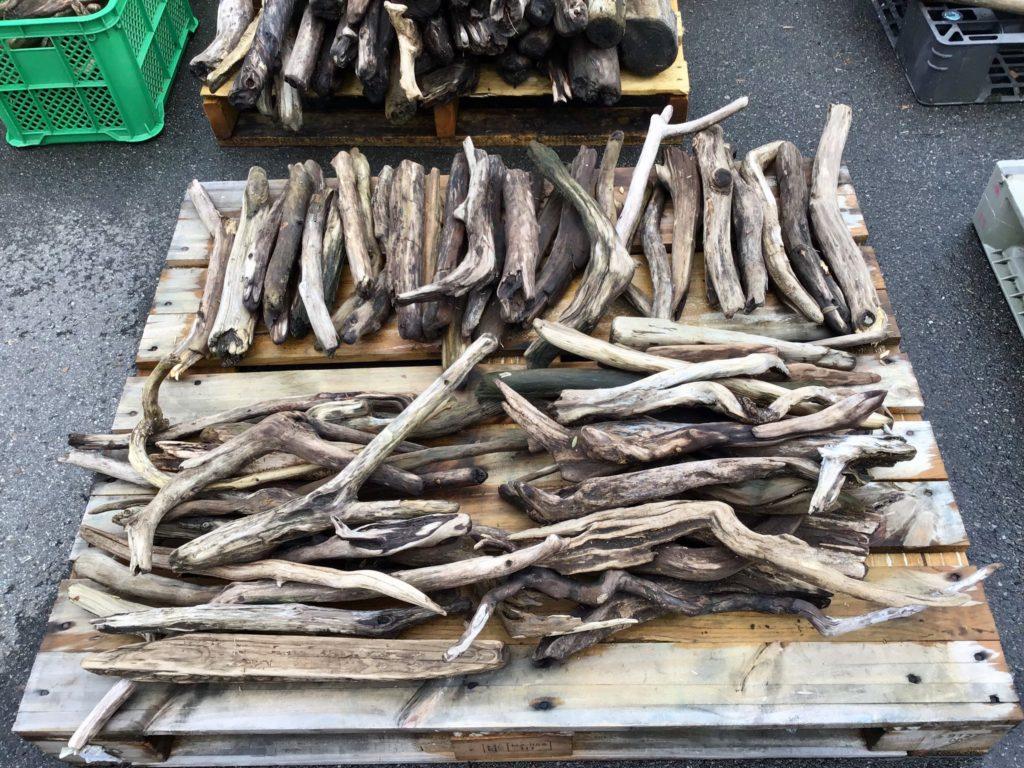 DIY素材 流木